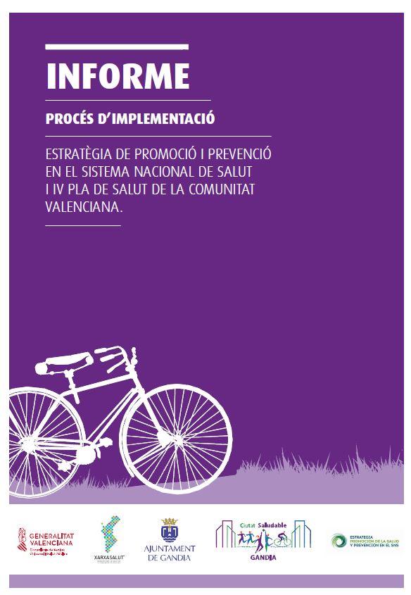 Estudi de les necessitats de la Promoció de la Salut a través de la participació ciutadana i Professionals.
