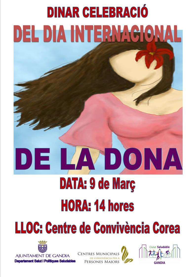 Dinar Dia Mujer trabajdora 9 de marzo